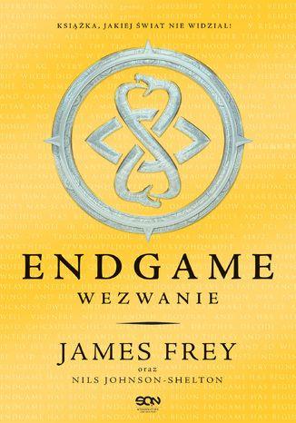Okładka książki/ebooka Endgame. Wezwanie