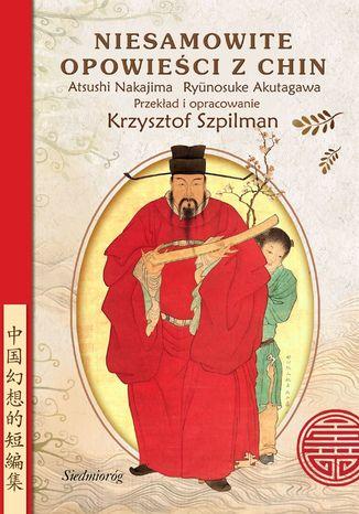 Okładka książki/ebooka Niesamowite opowieści z Chin