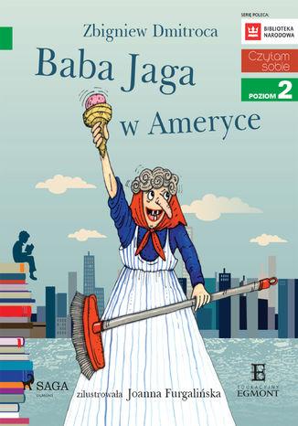 Okładka książki/ebooka Baba Jaga w Ameryce