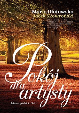 Okładka książki/ebooka Pokój dla artysty