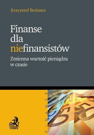 Okładka książki/ebooka Finanse dla niefinansistów