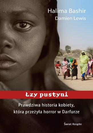 Okładka książki/ebooka Łzy pustyni