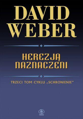 Okładka książki/ebooka Herezją naznaczeni