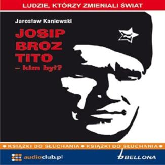 Okładka książki Josip Broz Tito