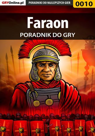 Okładka książki/ebooka Faraon - poradnik do gry