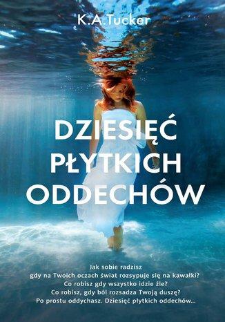 Okładka książki/ebooka Dziesięć płytkich oddechów