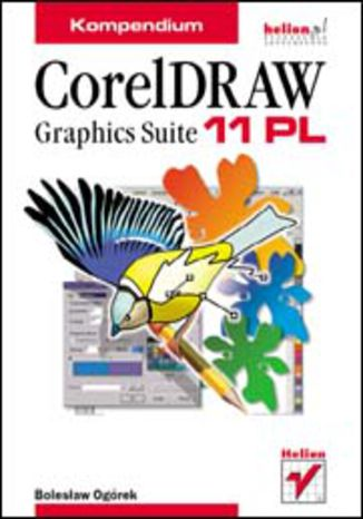 Okładka książki CorelDRAW Graphics Suite 11 PL. Kompendium