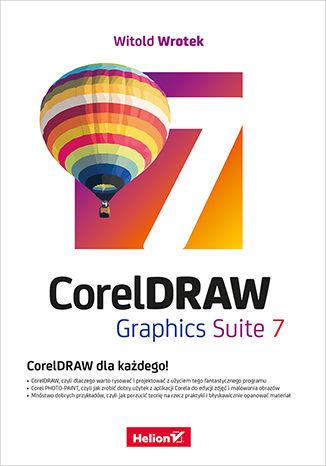 Okładka książki CorelDRAW Graphics Suite 7