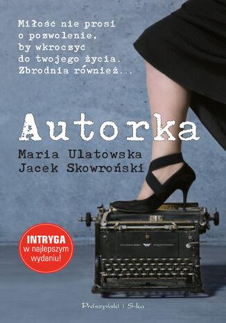 Okładka książki/ebooka Autorka