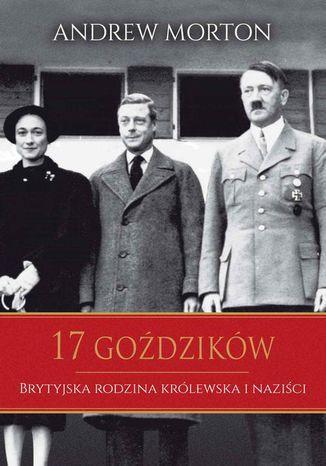 Okładka książki/ebooka 17 goździków