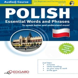 Okładka książki Polish Essential Words and Phrases