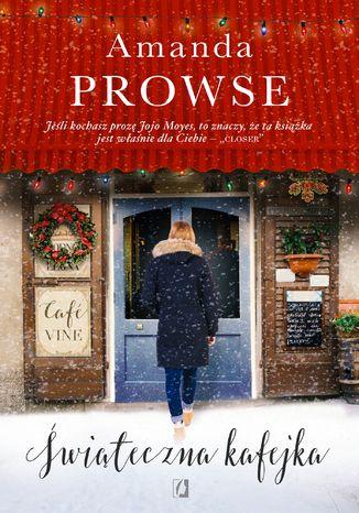Okładka książki/ebooka Świąteczna kafejka