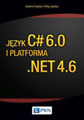 Okładka książki Język C# 6.0 i platforma .NET 4.6