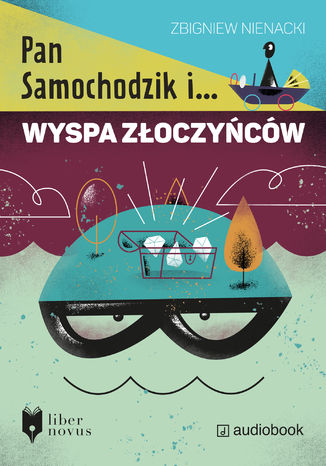 Okładka książki/ebooka Pan Samochodzik (Tom 1). Pan Samochodzik i Wyspa Złoczyńców