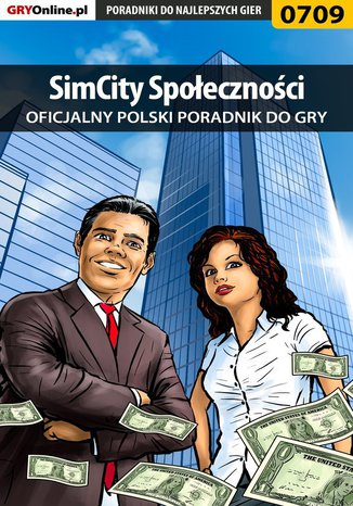 Okładka książki/ebooka SimCity Społeczności - poradnik do gry