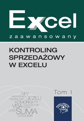 Okładka książki/ebooka Kontroling sprzedażowy w Excelu