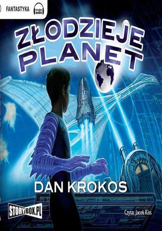 Okładka książki/ebooka Złodzieje planet