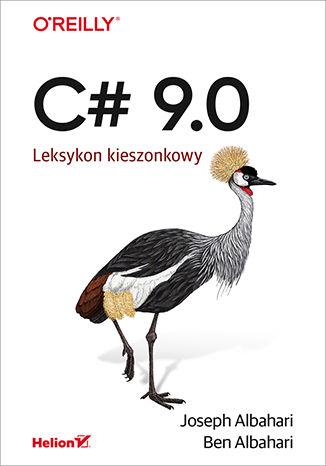 Okładka książki C# 9.0. Leksykon kieszonkowy