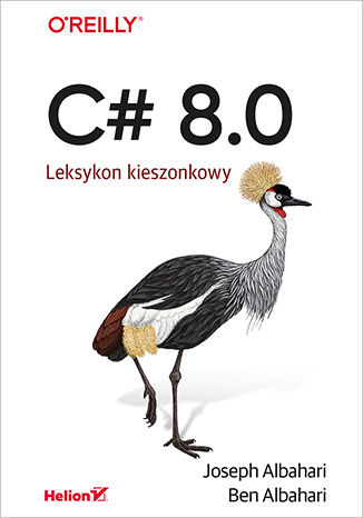 Okładka książki/ebooka C# 8.0. Leksykon kieszonkowy