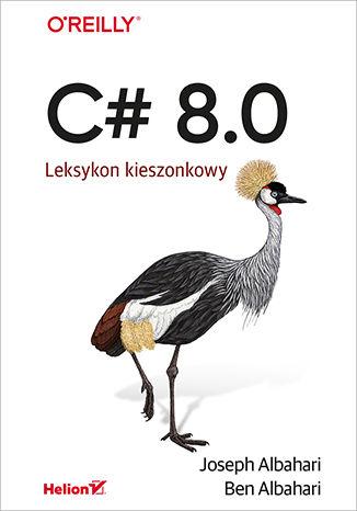 Okładka książki C# 8.0. Leksykon kieszonkowy