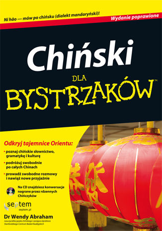 Okładka książki Chiński dla bystrzaków