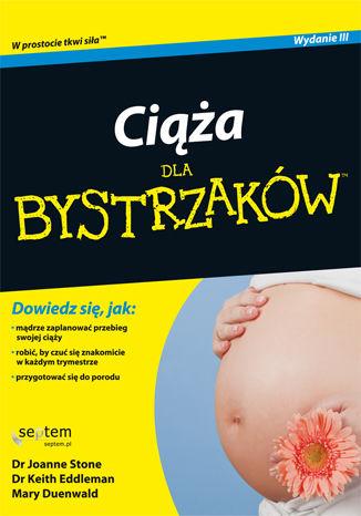 Okładka książki Ciąża dla bystrzaków. Wydanie III