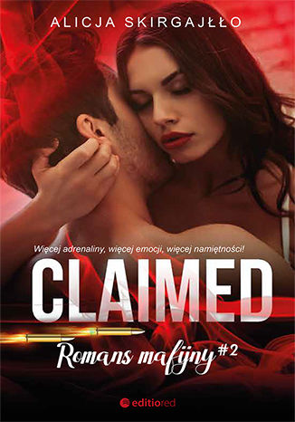 Ebook Claimed. Romans mafijny
