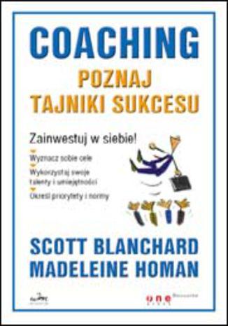 Okładka książki/ebooka Coaching. Poznaj tajniki sukcesu