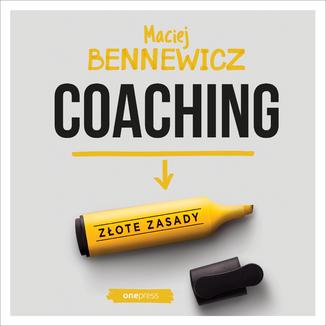 Okładka książki Coaching. Złote zasady