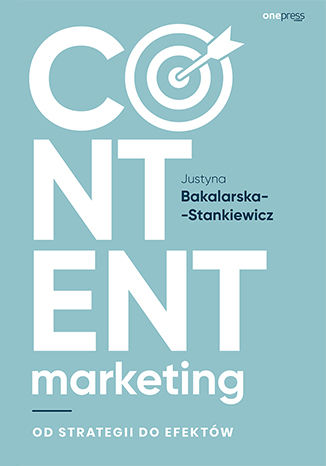 Okładka książki/ebooka Content marketing. Od strategii do efektów