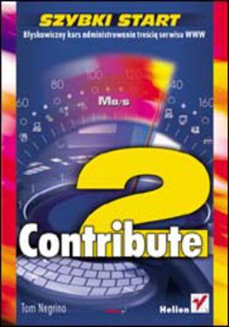 Okładka książki Contribute 2. Szybki start