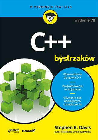 Okładka książki/ebooka C++ dla bystrzaków. Wydanie VII