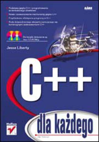 Okładka książki/ebooka C++ dla każdego