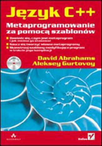 Okładka książki/ebooka Język C++. Metaprogramowanie za pomocą szablonów