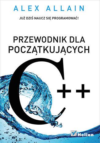 Okładka książki/ebooka C++. Przewodnik dla początkujących