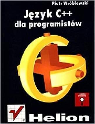 Okładka książki/ebooka Język C++ dla programistów