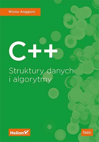 Okładka książki/ebooka C++. Struktury danych i algorytmy