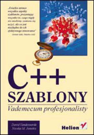 Okładka książki/ebooka C++. Szablony. Vademecum profesjonalisty