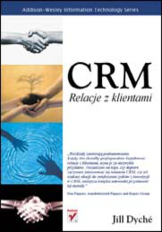 Okładka książki/ebooka CRM. Relacje z klientami