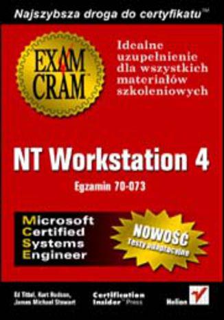 Okładka książki/ebooka NT Workstation 4 (egzamin 70-073)