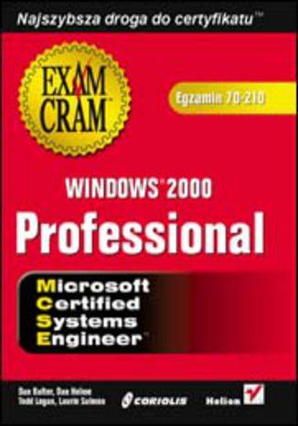 Okładka książki/ebooka Windows 2000 Professional (egzamin 70-210)