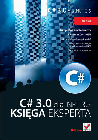 Okładka książki/ebooka C# 3.0 dla .NET 3.5. Księga eksperta