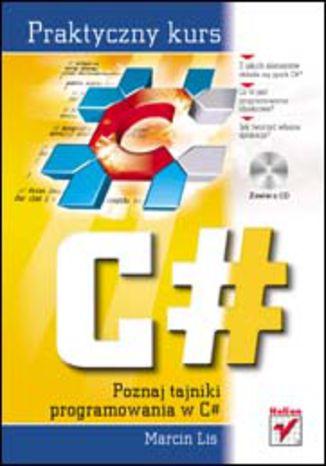 Okładka książki/ebooka C#. Praktyczny kurs
