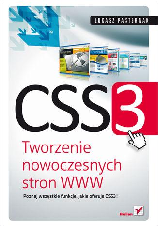 Okładka książki/ebooka CSS3. Tworzenie nowoczesnych stron WWW