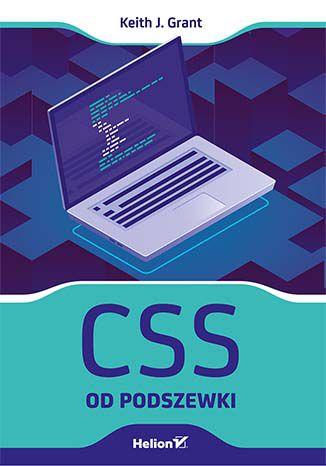 Okładka książki CSS od podszewki
