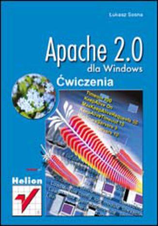 Okładka książki Apache 2.0 dla Windows. Ćwiczenia