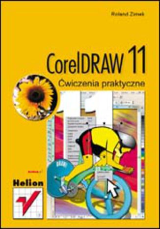 Okładka książki CorelDRAW 11. Ćwiczenia praktyczne