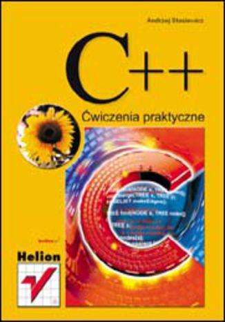Okładka książki/ebooka C++. Ćwiczenia praktyczne