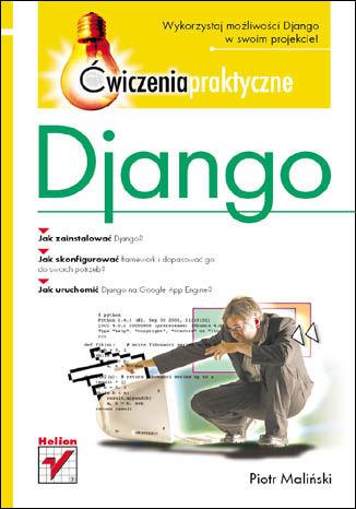 Okładka książki Django. Ćwiczenia praktyczne