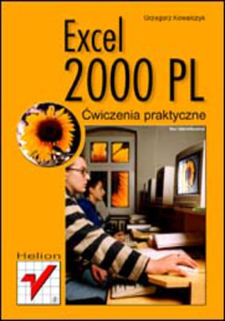 Okładka książki/ebooka Excel 2000 PL. Ćwiczenia praktyczne
